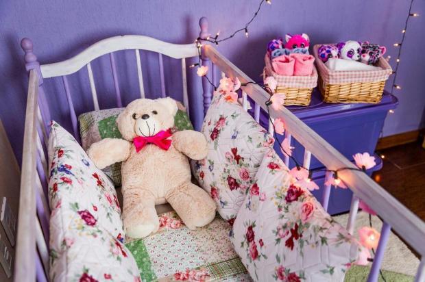 Aprenda a deixar o quartinho do seu bebê lindo de forma econômica Omar Freitas/Agencia RBS