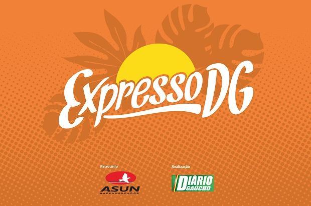 Expresso DG chega neste sábado a Mariluz Reprodução / Reprodução/Reprodução