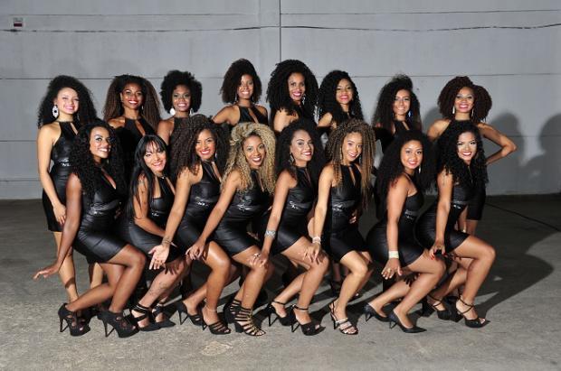 Veja quem são as 16 candidatas a Rainha do Carnaval de Porto Alegre Luiz Armando Vaz / Agencia RBS/Agencia RBS