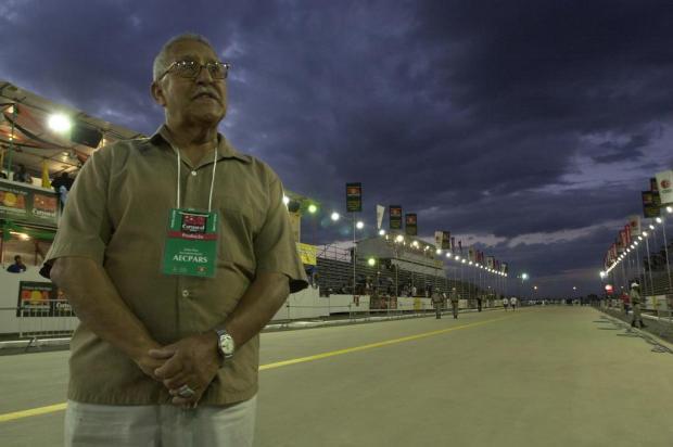 Morre Hélio Dias, um dos pioneiros do Carnaval de Porto Alegre Fernando Gomes/Agencia RBS