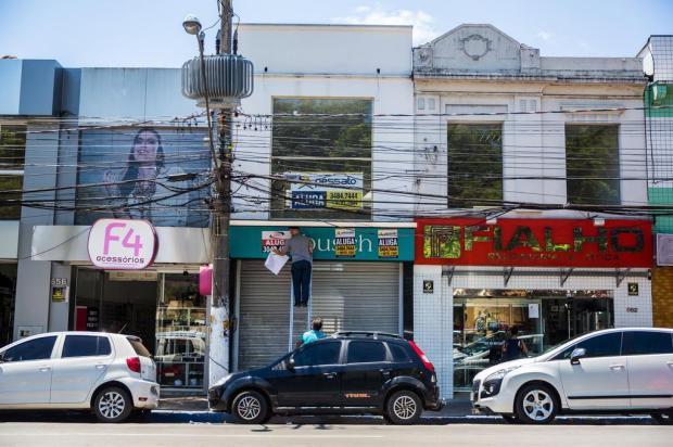 Gravataí vive os efeitos da crise e do desemprego com comércio em queda e lojas falindo Omar Freitas/Agencia RBS