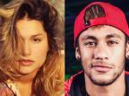 Sasha Meneghel curte férias na casa de Neymar Instagram/Reprodução