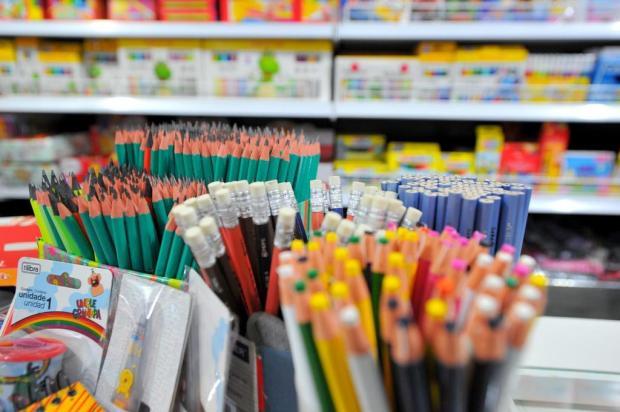 Feira do material escolar começa nesta quarta-feira em Porto Alegre Germano Rorato/Agencia RBS