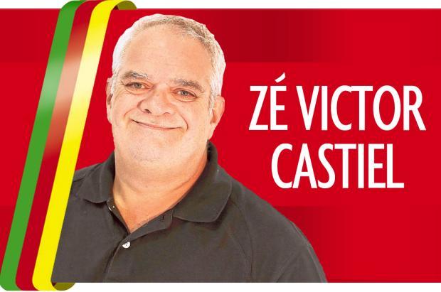 """Zé Victor Castiel: """"Escalação que anima"""" Reprodução/Reprodução"""
