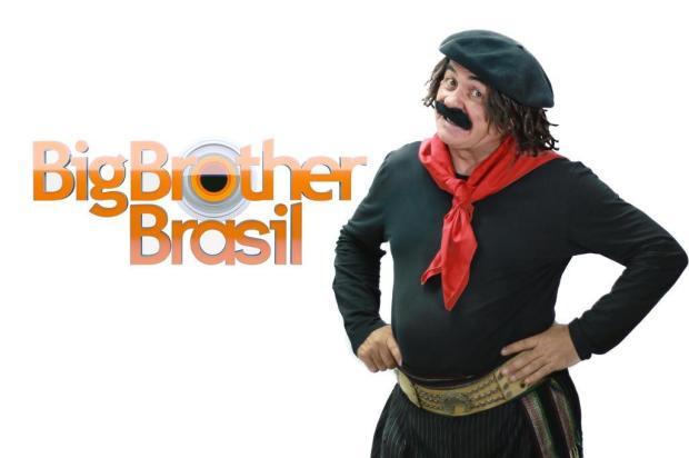 """Guri de Uruguaiana em clima de BBB: """"Se pudesse, mandava a minha sogra pro paredão"""" divulgação/divulgação"""