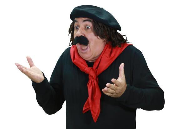 """""""Despacito"""" vira """"Aipim Frito"""" na versão do hit latino do Guri de Uruguaiana; assista Fabrício Eckhard/divulgação"""