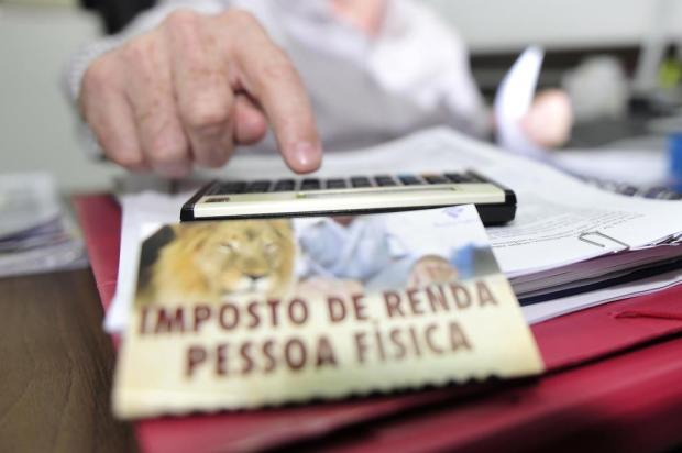 Imposto de Renda 2017: passo a passo da declaração para aposentados do INSS Maykon Lammerhirt/Agencia RBS