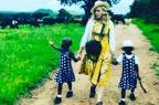 Mãe de quatro filhos, Madonna adota irmãs gêmeas do Malauí Reprodução / Instagram/Instagram