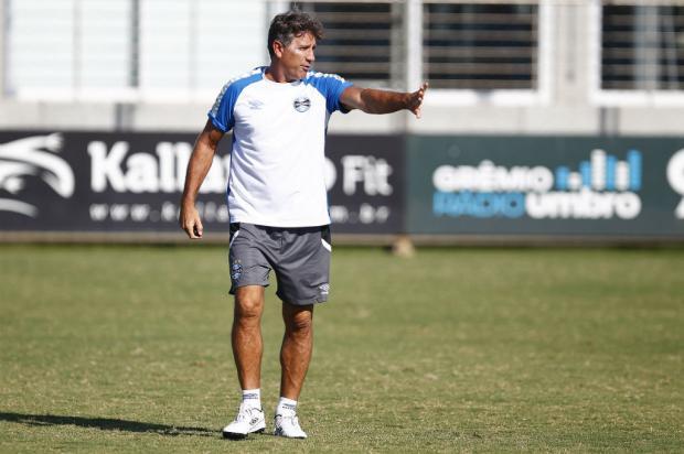"""Guerrinha: """"Direção e Renato precisam afinar o discurso"""" Lucas Uebel / Grêmio/Divulgação/Grêmio/Divulgação"""