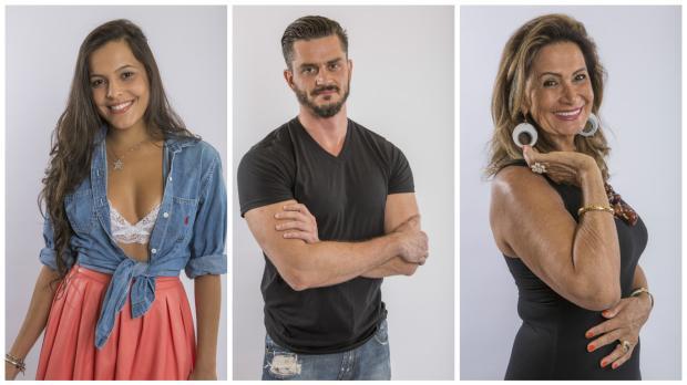 Saiba por que os gaúchos estão roubando a cena no BBB 17 montagem sobre fotos de TV Globo / divulgação/divulgação