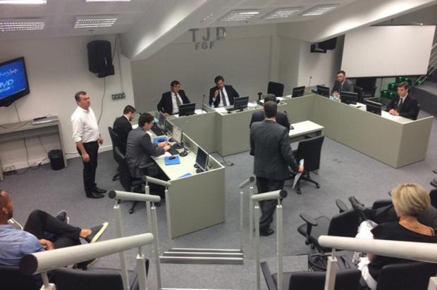 """Pedro Ernesto: """"Quando o Tribunal pune apenas com multa, dá a vitória para a violência"""" Leonardo Acosta/"""