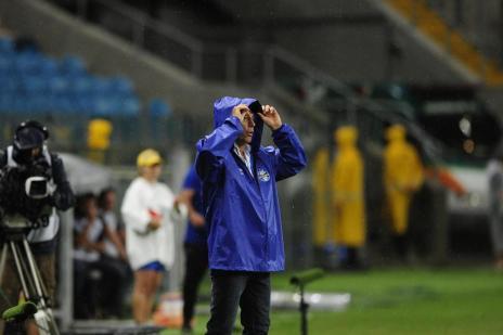 "Guerrinha: ""Tricolor está demorando para engrenar"" (Bruno Alencastro/Agencia RBS)"