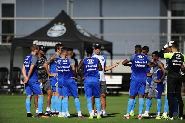 "Cacalo: ""Conclusões criteriosas sobre o momento tricolor"" André Ávila/Agencia RBS"