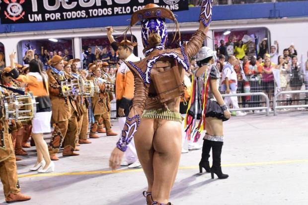Musas roubam a cena nos primeiros dias de Carnaval Leo Franco/AgNews
