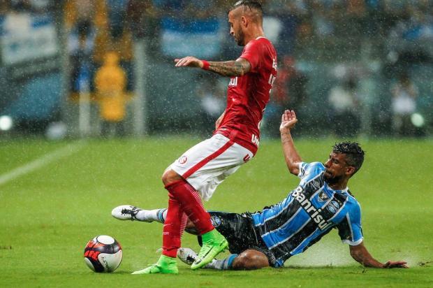 """Cacalo: """"Preocupações após o clássico"""" Lucas Uebel/Grêmio/Divulgação"""