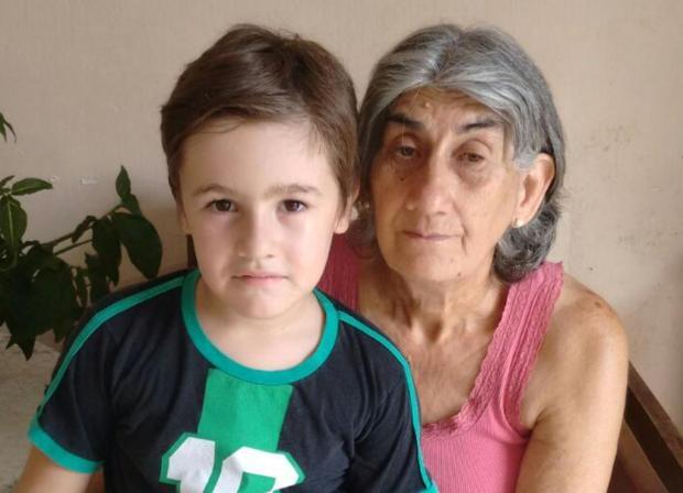 Com transferência negada em Cachoeirinha, menino é obrigado a caminhar 40 minutos até a escola Arquivo pessoal/Leitor/DG