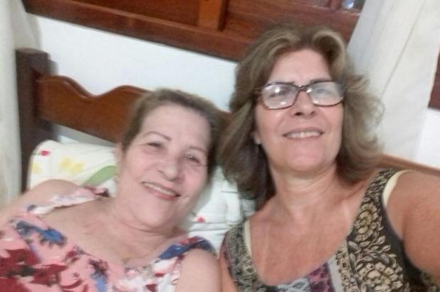 Aos 76 anos, Amélia aguarda há um ano cirurgia para colocar prótese no joelho Arquivo pessoal/Leitor/DG