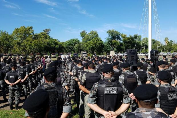 Termina nesta quinta-feira o prazo de inscrição para o concurso da Brigada Militar Omar Freitas/Agencia RBS