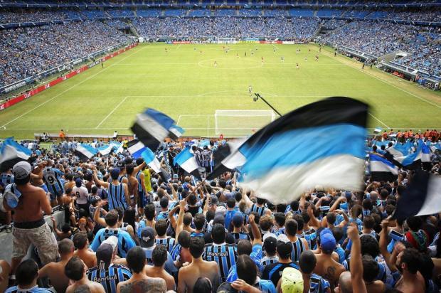 """Pedro Ernesto: """"Acabou a paciência da direção do Grêmio com a Geral"""" Omar Freitas/Agencia RBS"""