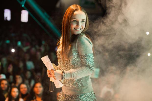 """Estrela teen, Larissa Manoela volta às novelas do SBT em trama baseada no livro """"Pollyanna"""" Divulgação/Divulgação"""
