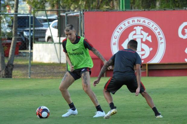 """Guerrinha: """"Já tem decisão para o Inter neste sábado"""" Luiz Armando Vaz/Agencia RBS"""
