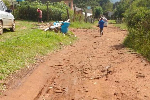 Sem administração pública, moradores do Morro do Paula sofrem com a falta de infraestrutura Arquivo pessoal/Leitor/DG
