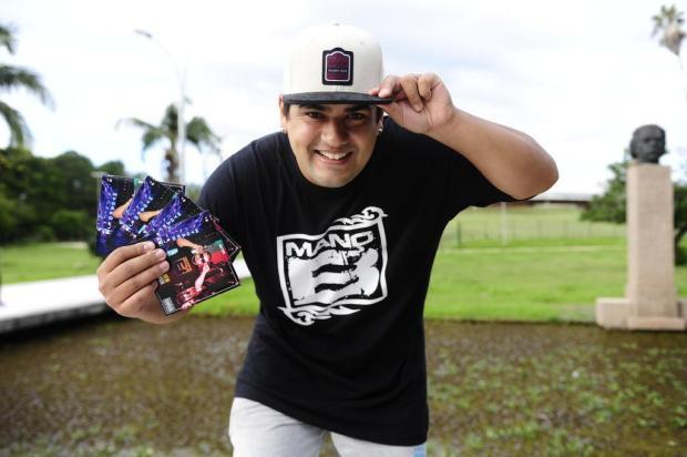 Mano B, de Eldorado do Sul, aposta em rap leve e positivo Ronaldo Bernardi/Agencia RBS