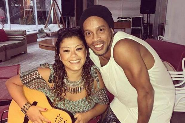 """Luka, do hit """"Tô nem aí"""", compõe música para Ronaldinho Gaúcho Instagram/Reprodução"""