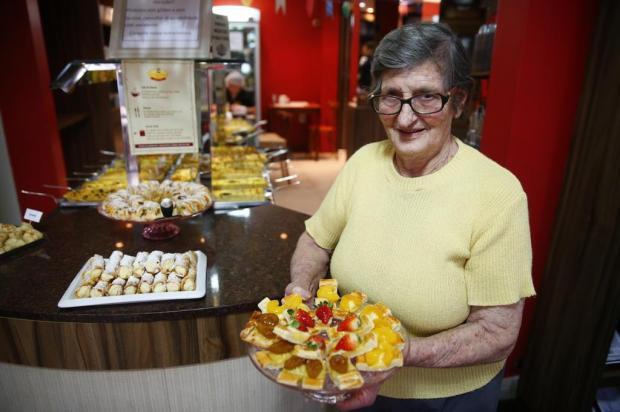 Fundadora da Confeitaria Dona Inês deixa sua marca na gastronomia de Porto Alegre Félix Zucco/Agencia RBS