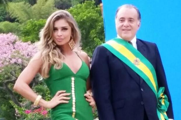 """Tony Ramos grava participação especial em """"A Lei do Amor"""" TV Globo/Divulgação"""