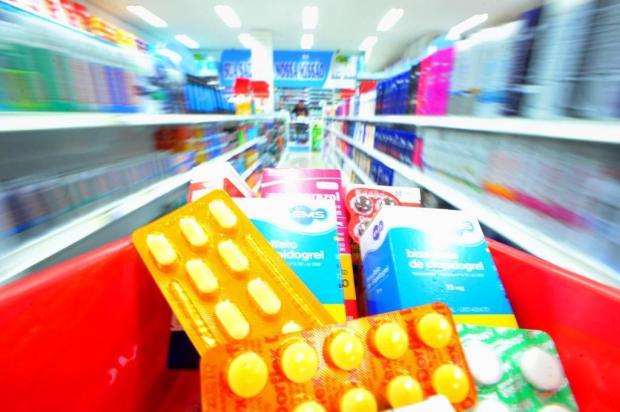 Garanta a economia: reajuste dos medicamentos sai nesta sexta-feira e passa a valer no sábado Germano Rorato/Agencia RBS