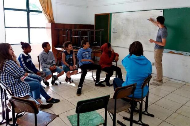 Projeto leva a cultura de diversos países para escola pública da Capital Keyrauan Taha/Arquivo Pessoal