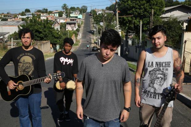 VÍDEO: Rock ideológico e inspiração na Matemática: conheça a banda Matriz Tadeu Vilani/Agencia RBS