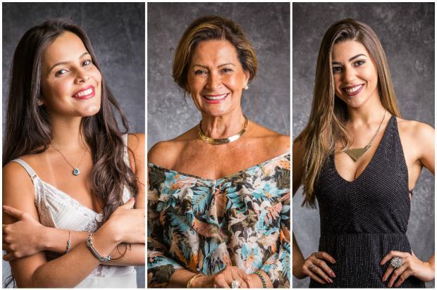 """""""BBB 17"""": a dois dias da final entre Emilly, Ieda e Vivian, enquete aponta vitória apertada Divulgação / TV Globo/TV Globo"""