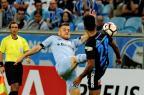 Guerrinha: vitória com susto na Arena Fernando Gomes/Agencia RBS