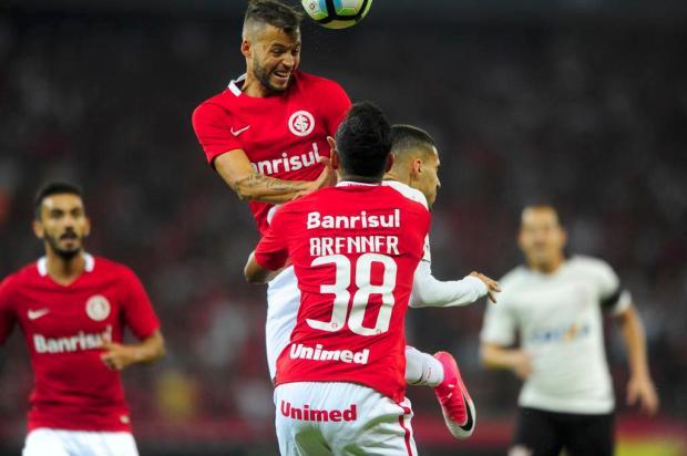 Guerrinha: a boa notícia que o Inter deu para a torcida contra o Corinthians Félix Zucco/Agencia RBS