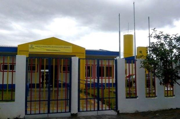 Escola pronta desde o ano passado ainda não recebeu nenhum aluno Arquivo Pessoal / Leitor/DG/Leitor/DG