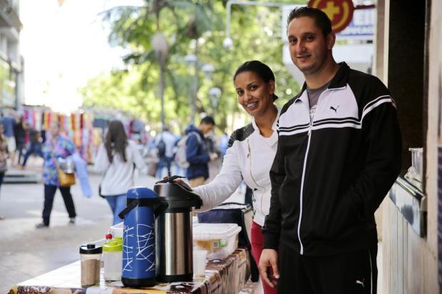 Em tempos de crise, veja como o café pode se tornar uma fonte de renda extra ou o próprio ganha-pão Félix Zucco/Agencia RBS