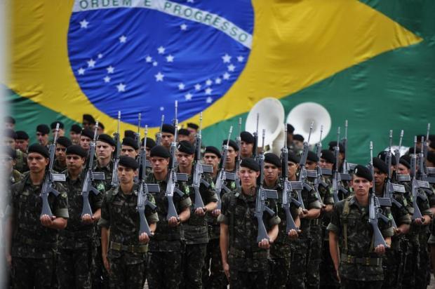 Exército abre concurso para oficial e sargento técnico temporário Lucas amorelli/New Co DSM