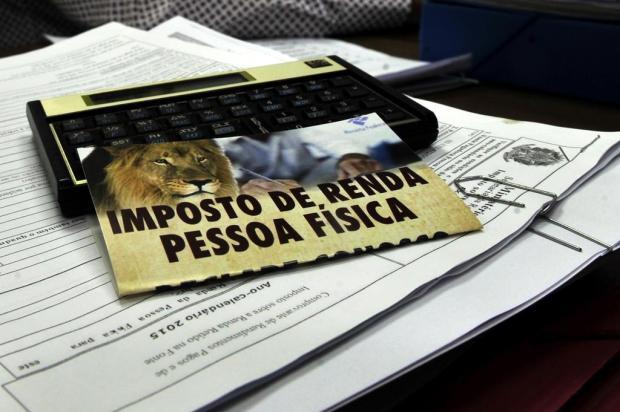Imposto de Renda: saiba como acompanhar o processamento da declaração deste ano Maykon Lammerhirt/Agencia RBS