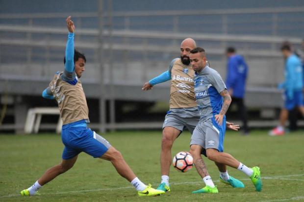 Cacalo: Grêmio copeiro Luiz Armando Vaz/Agencia RBS
