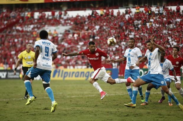 """Cacalo: """"Inter segue sendo favorito"""" Carlos Macedo/Agencia RBS"""