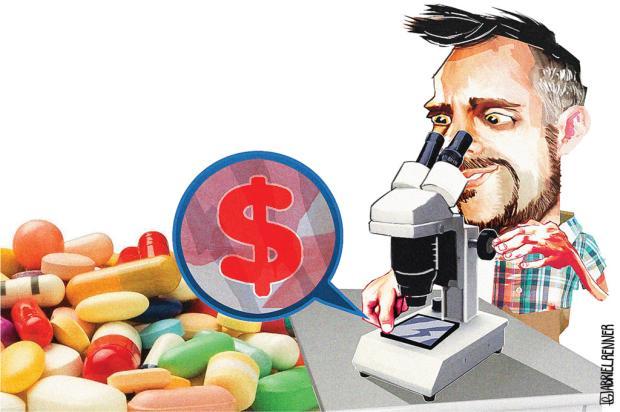Opção por medicamentos manipulados pode trazer economia de até 30%; veja alguns cuidados Gabriel Renner / Arte ZH/Arte ZH