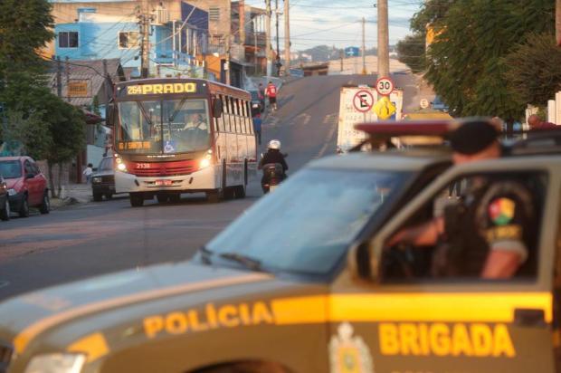 Linhas de ônibus voltam a circular na Vila Cruzeiro André Ávila/Agencia RBS