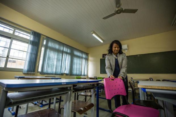 Escola pública colocada entre as dez melhores no Enem precisa de ajuda para suprir grande procura de alunos Omar Freitas/Agencia RBS