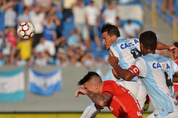 "Guerrinha: ""Goleada e identidade"" Gustavo Oliveira/Londrina Esporte Clube"