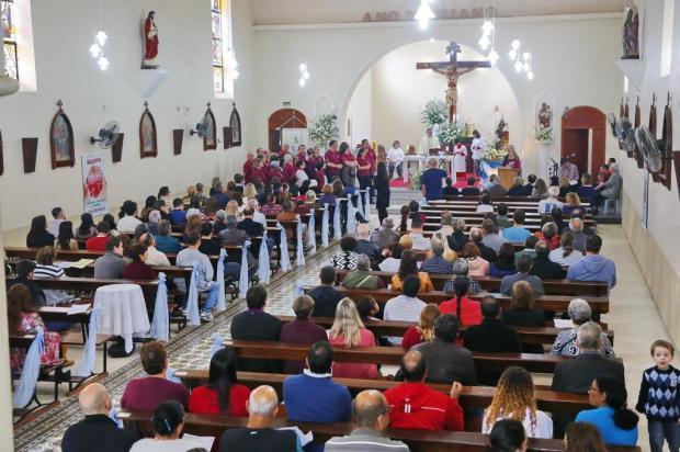 No Dia das Mães, Guaíba celebra a mãe de Jesus Robinson Estrásulas/Agencia RBS
