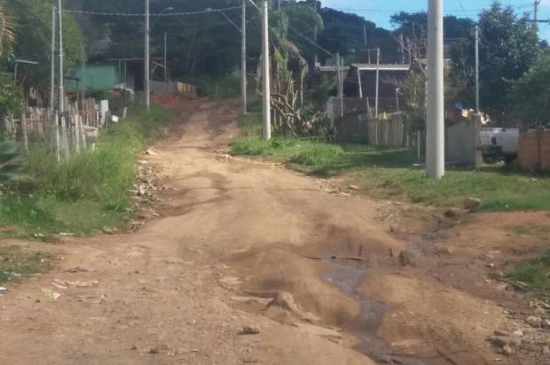 Comunidade de loteamento em Porto Alegre pede regularização e pavimentação das ruas há 17 anos Arquivo pessoal/Leitor/DG