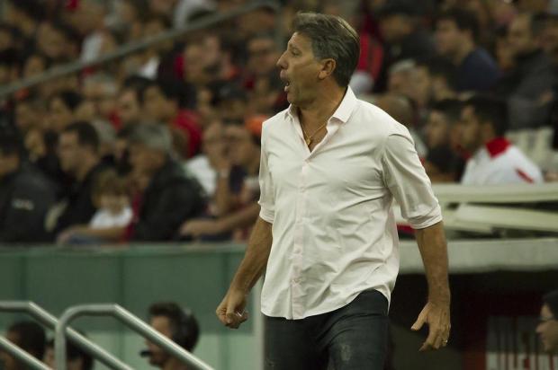 Pedro Ernesto: o Grêmio que vence é a cara do Renato Guilherme Artigas/Agência Lancepress!
