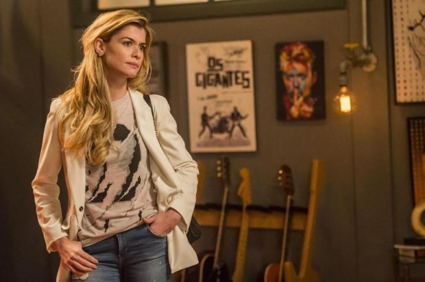 """Diana livra Gui da cadeia na reta final de """"Rock Story"""" Mauricio Fidalgo/TV Globo/Divulgação"""